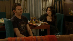 Lucas Fitzgerald, Libby Kennedy in Neighbours Episode 5831