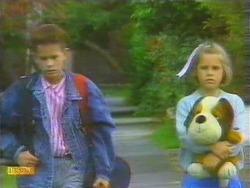 Todd Landers, Katie Landers in Neighbours Episode 0662
