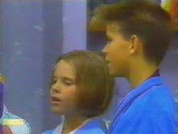Katie Landers, Todd Landers in Neighbours Episode 0662