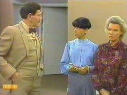 Real-Estate Agent, Hilary Robinson, Helen Daniels in Neighbours Episode 0663