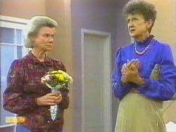 Helen Daniels, Nell Mangel in Neighbours Episode 0663