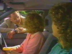 Harold Bishop, Madge Bishop, Henry Ramsay in Neighbours Episode 0664