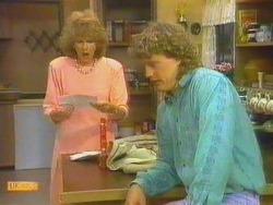 Madge Bishop, Henry Ramsay in Neighbours Episode 0664