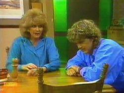 Madge Bishop, Henry Ramsay in Neighbours Episode 0665