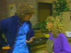 Henry Ramsay, Charlene Mitchell in Neighbours Episode 0665