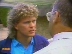 Henry Ramsay, Harold Bishop in Neighbours Episode 0665