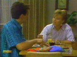 Tony Romeo, Sally Wells in Neighbours Episode 0665