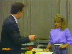 Paul Robinson, Charlene Mitchell in Neighbours Episode 0665