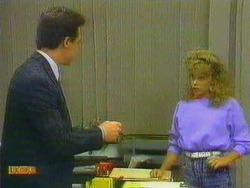 Paul Robinson, Charlene Robinson in Neighbours Episode 0665