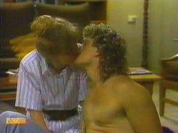 Sally Wells, Henry Ramsay in Neighbours Episode 0665