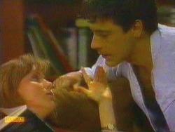 Sally Wells, Tony Romeo in Neighbours Episode 0665