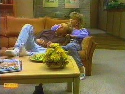 Scott Robinson, Charlene Robinson in Neighbours Episode 0665