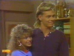 Charlene Mitchell, Scott Robinson in Neighbours Episode 0666