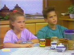 Katie Landers, Todd Landers in Neighbours Episode 0666