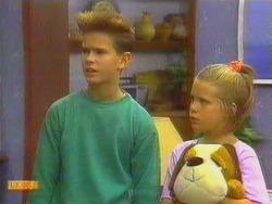 Todd Landers, Katie Landers in Neighbours Episode 0667
