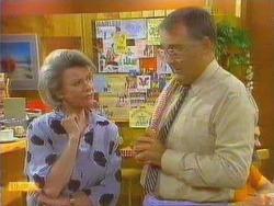 Helen Daniels, Harold Bishop in Neighbours Episode 0667