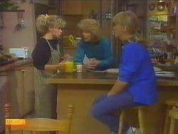 Charlene Mitchell, Madge Bishop, Jane Harris in Neighbours Episode 0669