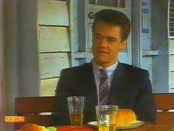 Paul Robinson in Neighbours Episode 0669