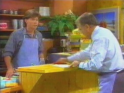 Mike Young, Harold Bishop in Neighbours Episode 0669