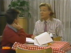 Todd Landers, Scott Robinson in Neighbours Episode 0782