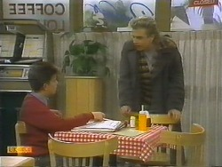 Todd Landers, Nick Page in Neighbours Episode 0782