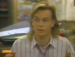 Scott Robinson in Neighbours Episode 0782