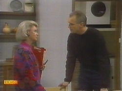 Helen Daniels, Jim Robinson in Neighbours Episode 0783
