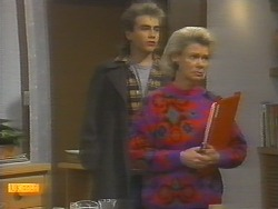 Nick Page, Helen Daniels in Neighbours Episode 0783