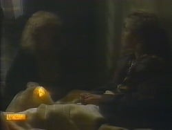 Sharon Davies, Nick Page in Neighbours Episode 0784