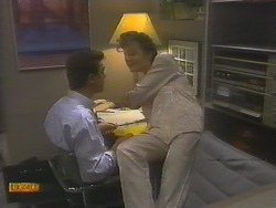 Paul Robinson, Gail Robinson in Neighbours Episode 0784