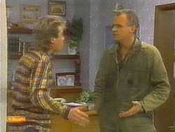 Nick Page, Jim Robinson in Neighbours Episode 0784