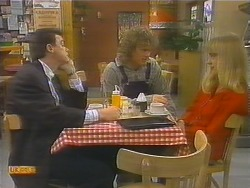 Paul Robinson, Henry Ramsay, Jane Harris in Neighbours Episode 0784