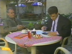 Jim Robinson, Paul Robinson in Neighbours Episode 0785
