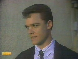 Paul Robinson in Neighbours Episode 0785