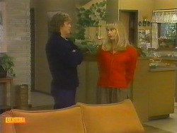 Henry Ramsay, Jane Harris in Neighbours Episode 0785