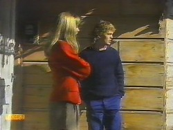 Jane Harris, Henry Ramsay in Neighbours Episode 0785