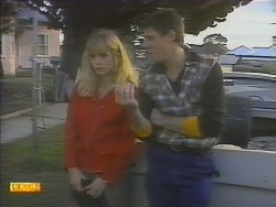 Jane Harris, Joe Mangel in Neighbours Episode 0786