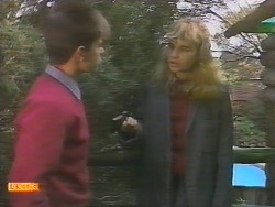 Todd Landers, Emma Gordon in Neighbours Episode 0786