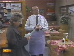 Nick Page, Harold Bishop in Neighbours Episode 0787