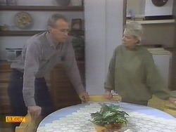 Jim Robinson, Helen Daniels in Neighbours Episode 0787