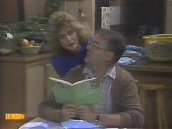 Madge Bishop, Harold Bishop in Neighbours Episode 0788