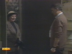 Edith Chubb, Harold Bishop in Neighbours Episode 0788