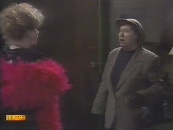 Sharon Davies, Edith Chubb in Neighbours Episode 0788