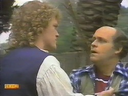 Henry Ramsay, Bob Hughes in Neighbours Episode 0789