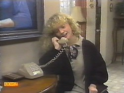 Sharon Davies in Neighbours Episode 0789