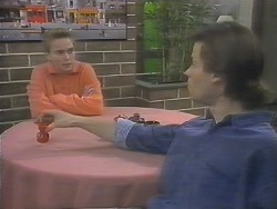 Bronwyn Davies, Mike Young in Neighbours Episode 0790