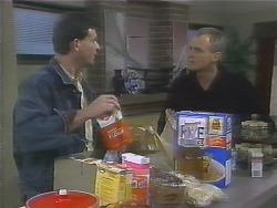 Des Clarke, Jim Robinson in Neighbours Episode 0790
