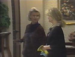 Helen Daniels, Sharon Davies in Neighbours Episode 0790