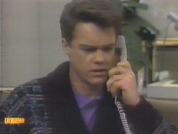 Paul Robinson in Neighbours Episode 0790