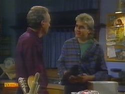 Jim Robinson, Nick Page in Neighbours Episode 0791